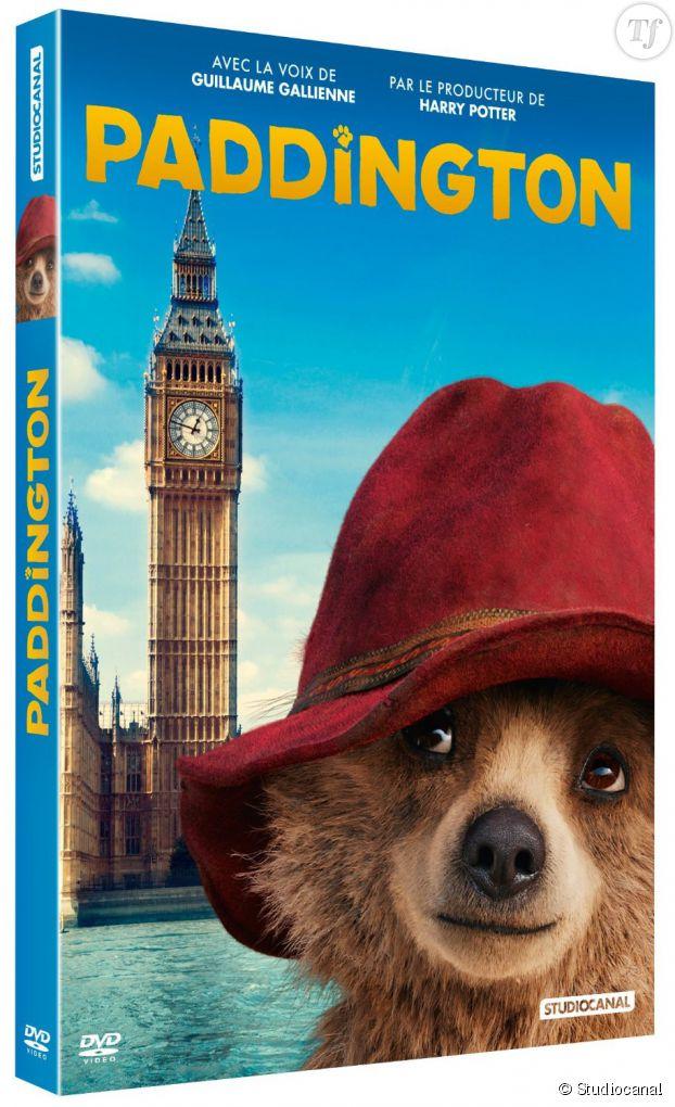 """Le DVD de """"Paddington"""" est disponible depuis le 3 avril 2015."""