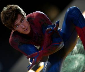 Andrew Garfield dans The Amazing Spider-Man