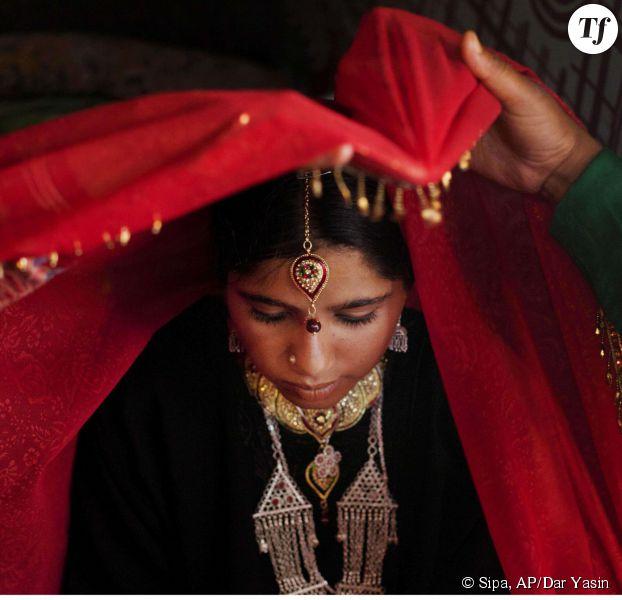 je ne veux pas me marier la lettre dune fillette indienne force dpouser son instituteur - Mariage Forc En Inde