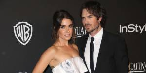 Ian Somerhalder et sa femme Nikki Reed monteront les marches du Festival de Cannes