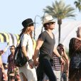 Ian Somerhalder et Nikki Reed à Coachella 2015