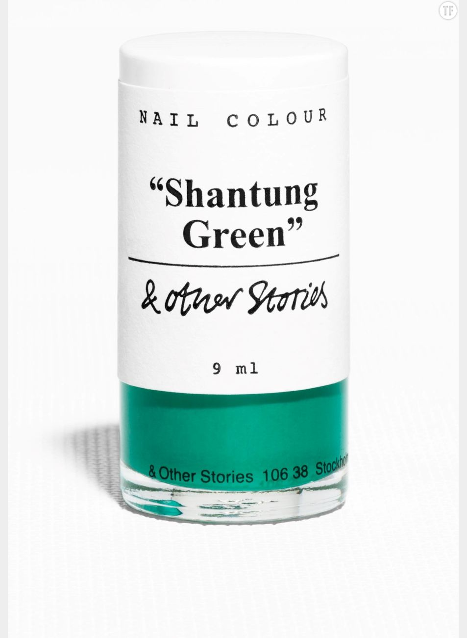 Vernis à ongles Shantung Green &OtherStories
