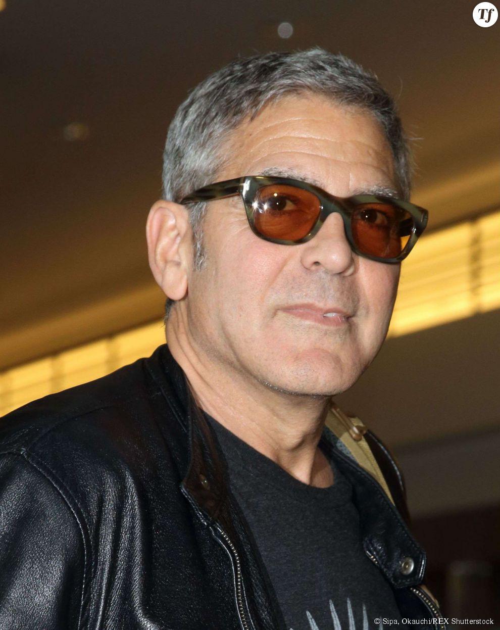 George Clooney se dit opposé à la chirurgie esthétique.
