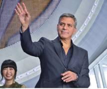 """George Clooney : """"La chirurgie esthétique n'est pas une option"""""""