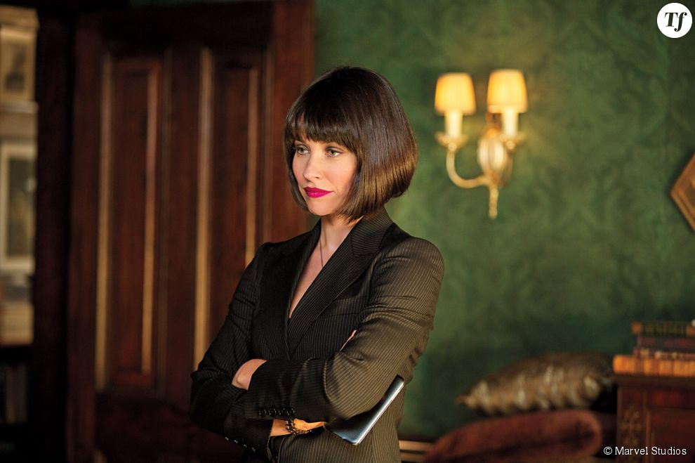 "Hope Van Dyne (Evangeline Lilly) dans ""Ant-Man"" des studios Marvel, en salle le 14 juillet prochain"