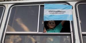 #NiUnaMenos : une marée humaine dans les rues d'Argentine pour dénoncer les féminicides