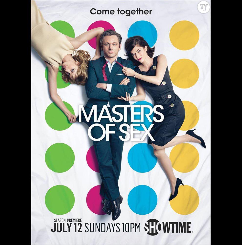 Masters of Sex : l'affiche de la saison 3