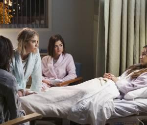 Pretty Little Liars Saison 6 : les filles tentent de retrouver une vie normale à Rosewood (spoilers)