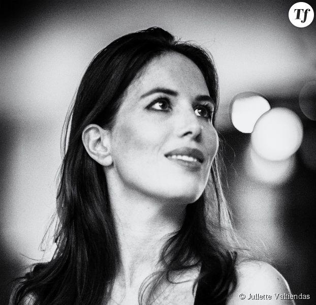 La réalisatrice Nathalie Marchak