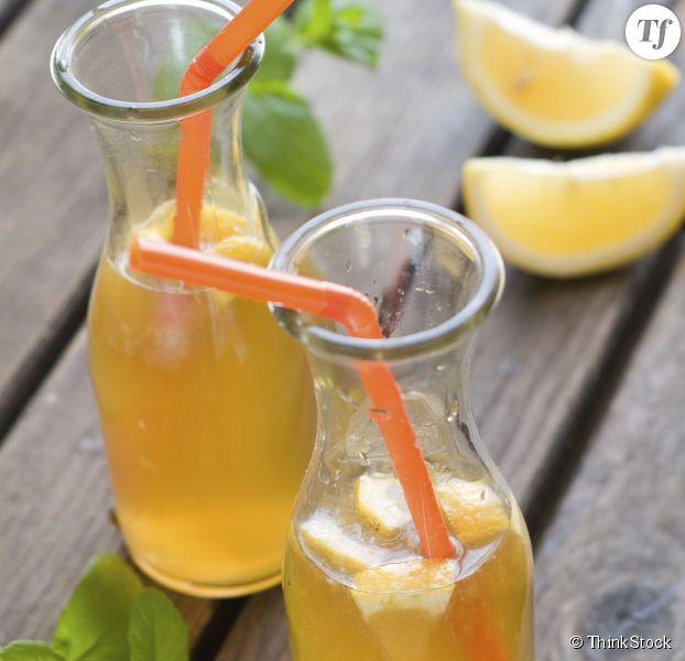 Ice tea : 6 recettes de thé glacé qui changent