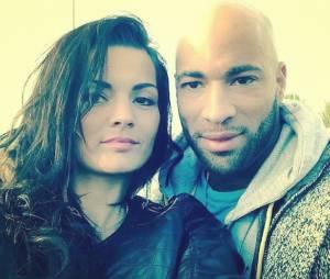 Jessica et son compagnon Jonathan