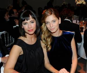 Mathilda et sa fille Sarah en 2013
