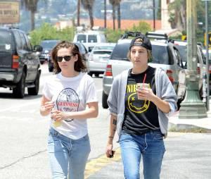 Kristen Stewart : sa mère officialise sa relation amoureuse avec Alicia Cargile