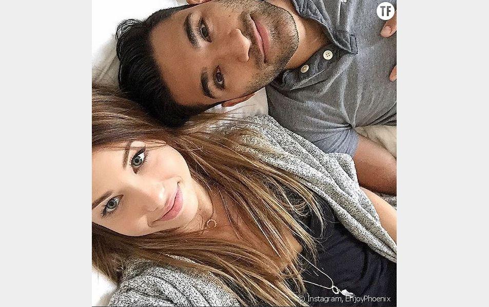 Marie Lopez et son chéri Anil, un couple 2.0