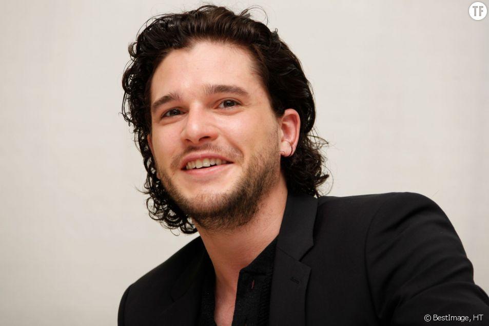L'interprète de Jon Snow, Kit Harington