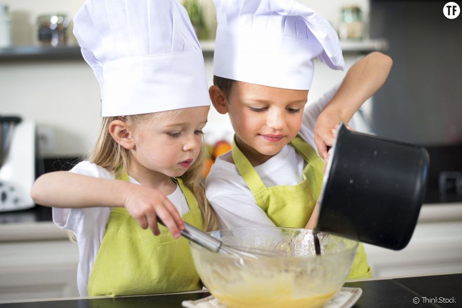 Le livre de cuisine qui aiderait les jeunes handicapés