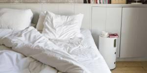 Pourquoi on ne devrait jamais faire son lit le matin