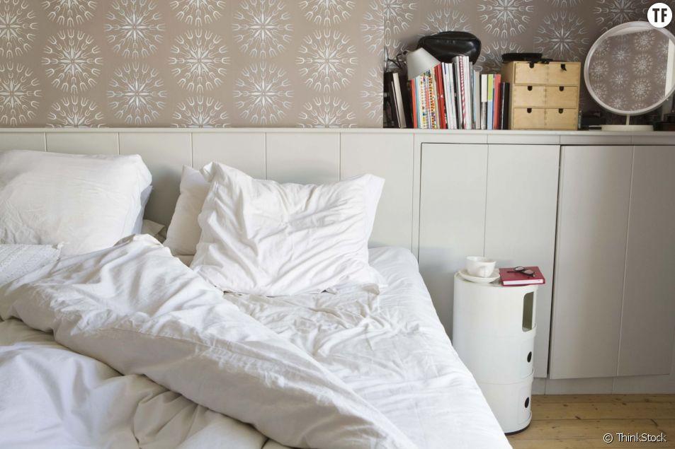 Arrêtez de faire votre lit le matin et vite !