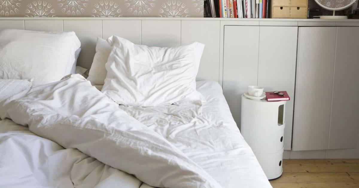 Pourquoi on ne devrait jamais faire son lit le matin - Fabriquer son lit ...