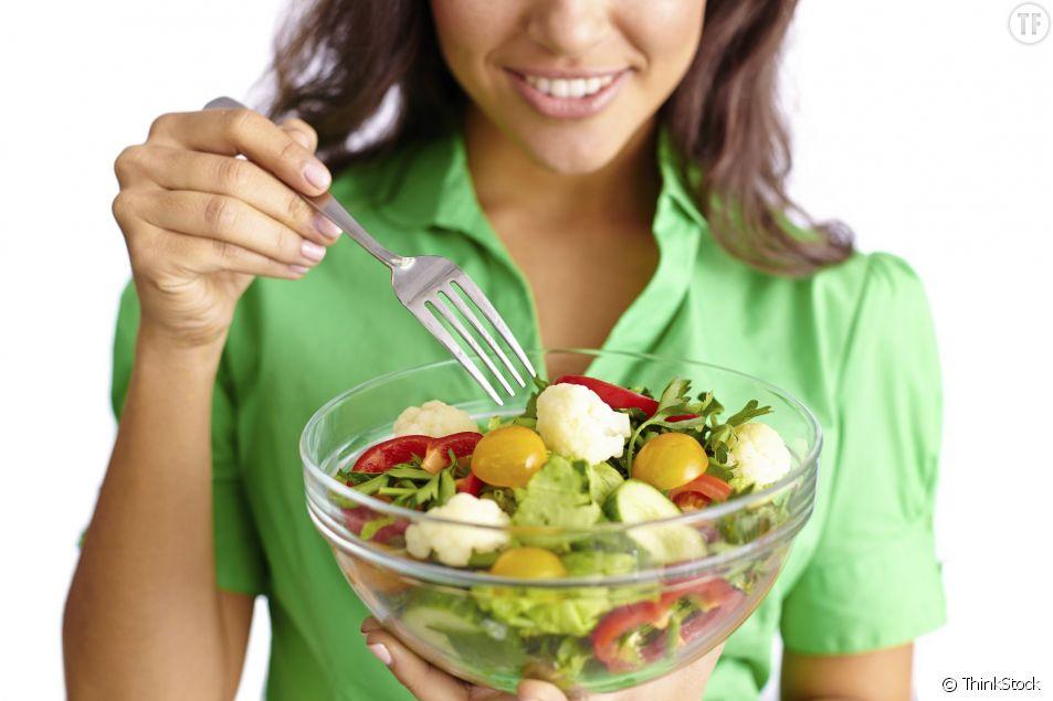 """Pourquoi les salades sont marketées pour avoir l'air """"féminines"""""""
