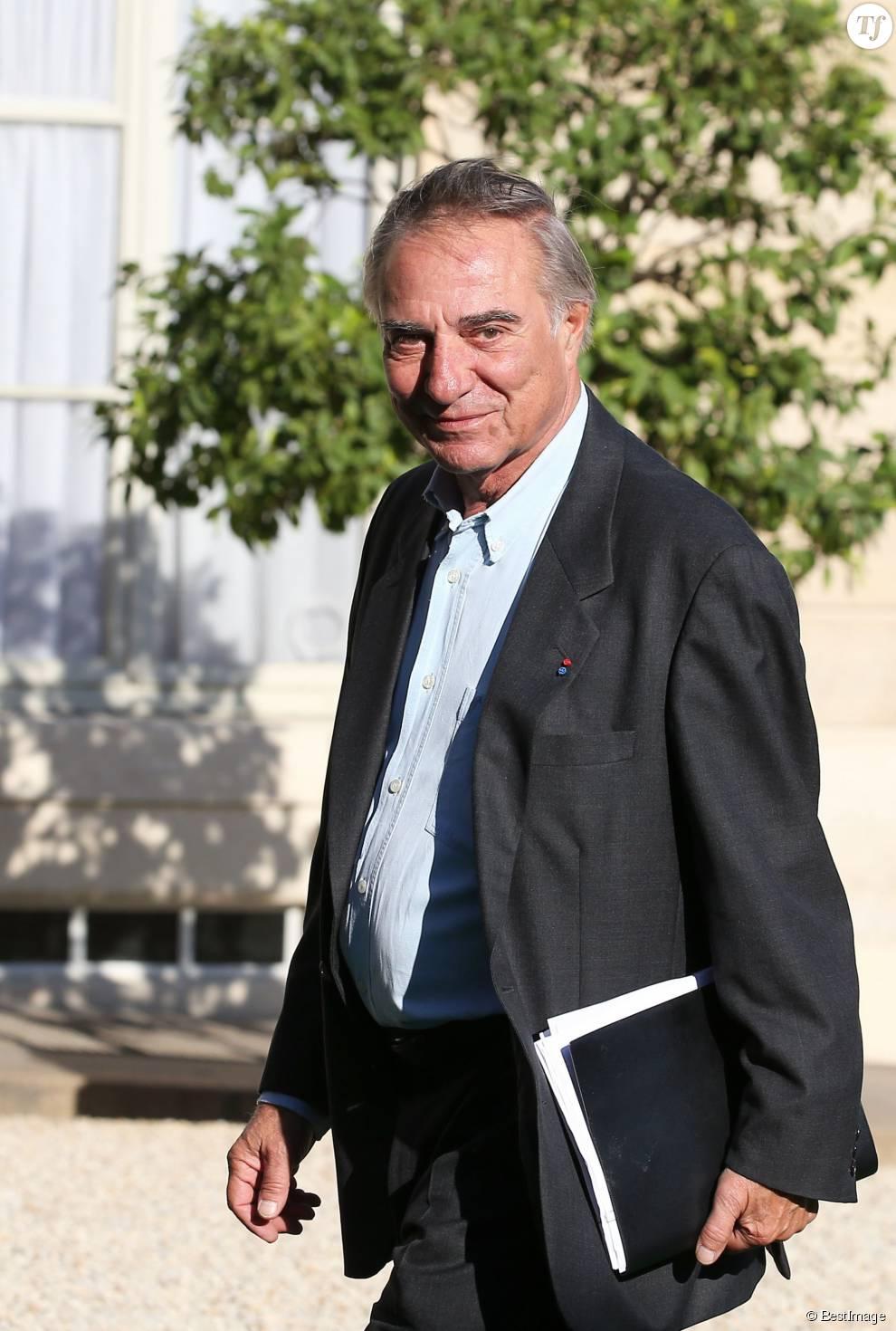 Allain Bougrain-Dubourg - Lancement de la conférence des Nations-Unis sur les changements climatiques, COP 21 , au Palais de l'Elysée à Paris le 10 septembre 2015.