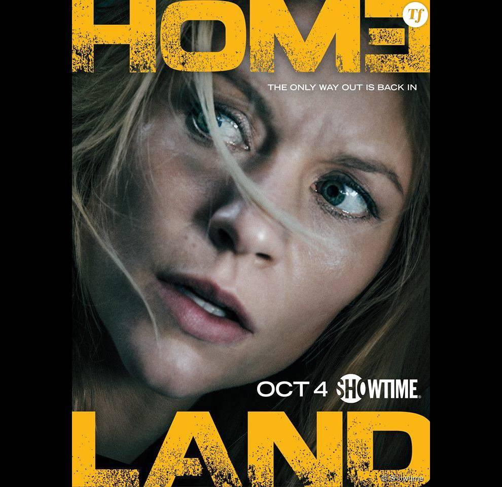 Affiche Homeland Saison 5