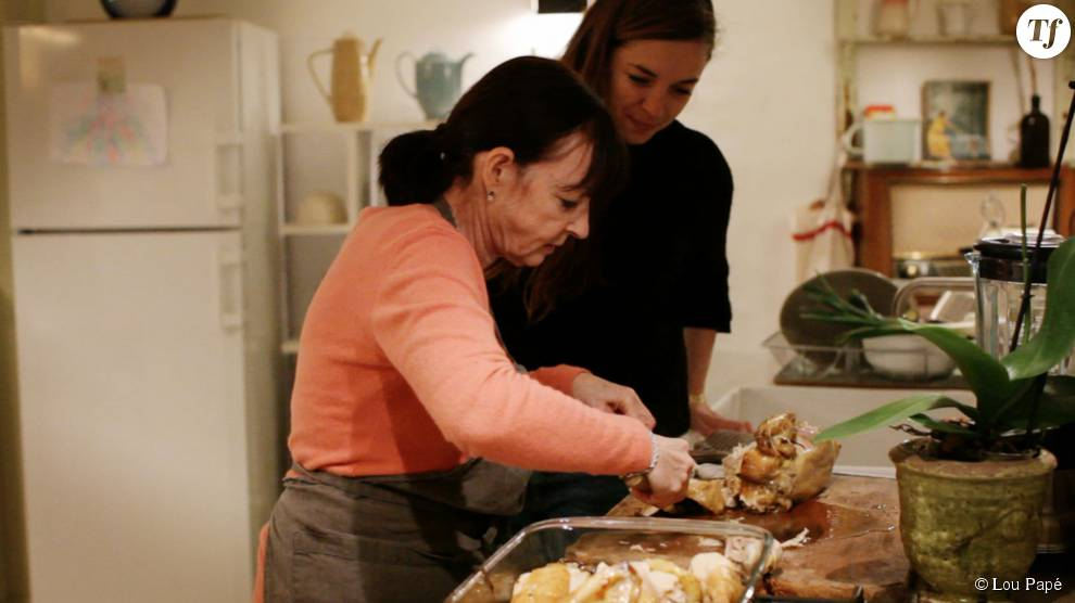"""L'idée de Lou Papé ? Mettre à l'honneur la """"cuisine de grand-mère""""."""