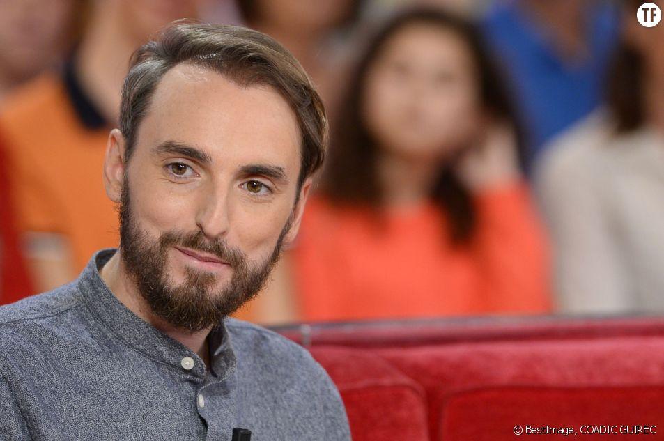 Christophe Willem dans Vivement Dimanche sur France 2 ce dimanche 4 octobre