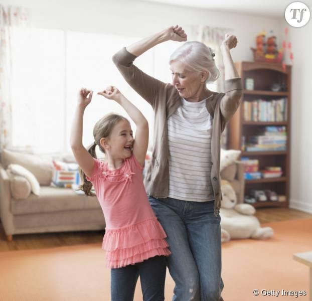 Un congé pour les grands-parents anglais