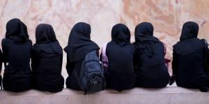 En Iran, le gouvernement ne veut pas plus de 10% de femmes dans l'enseignement