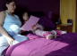 Le poème bouleversant d'une maman à sa petite fille trans