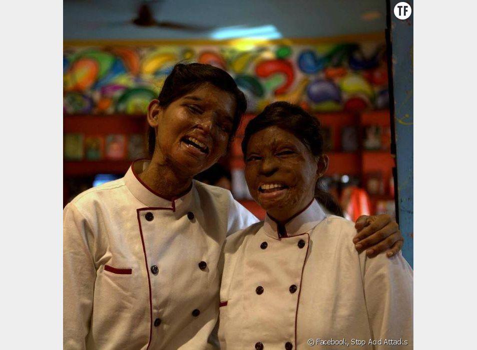 Ces femmes ont retrouvé leur confiance en elles, grâce à leur travail chez Sheroes.