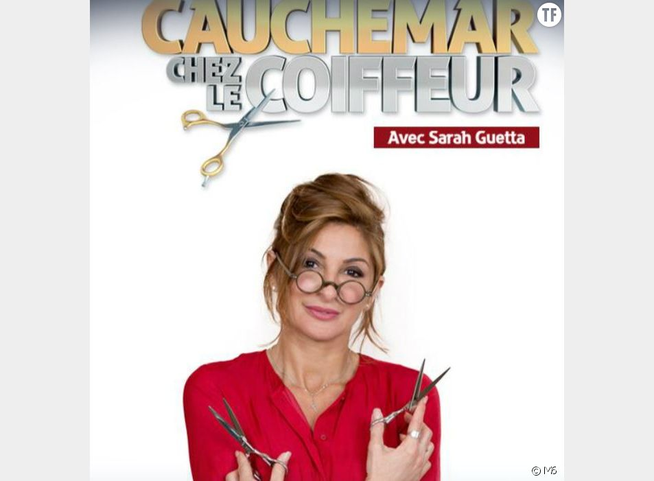 Cathy Guetta dans Cauchemar chez le coiffeur