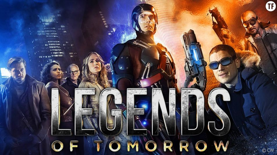 Legends of Tomorrow : le casting de la série