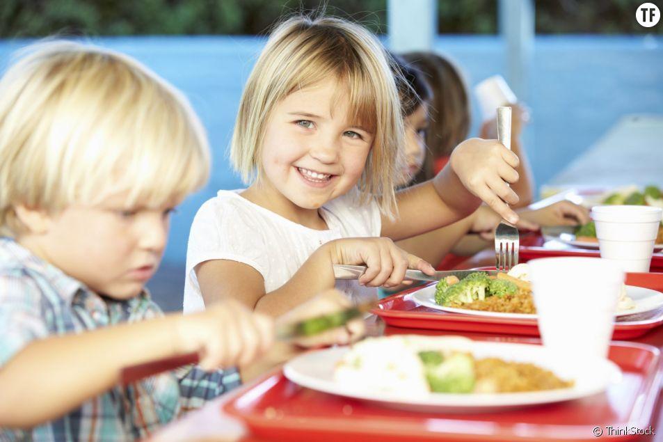 Le menu végétarien dans les cantines : pour ou contre ?