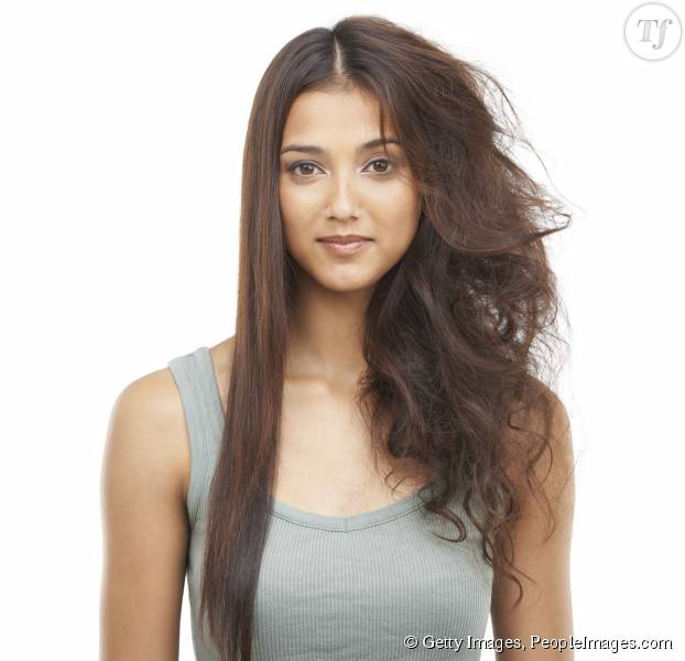 Coupe cheveux long degrade volume