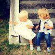 Elodie Gossuin dévoile ses enfants