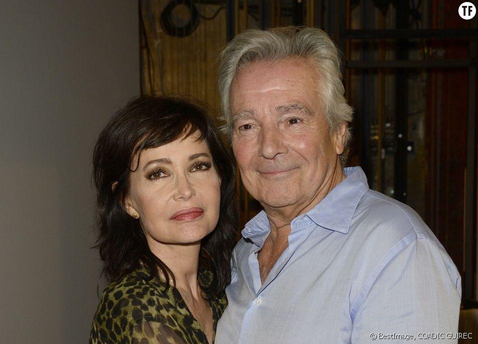 Pierre Arditi et sa femme Evelyne Bouix