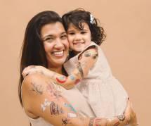 Il existe maintenant des tatouages pour transformer votre enfant en mini-hipster