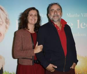 """Antoine Duléry : après Mathilde Seigner, sa femme Pascale est """"son roc"""""""