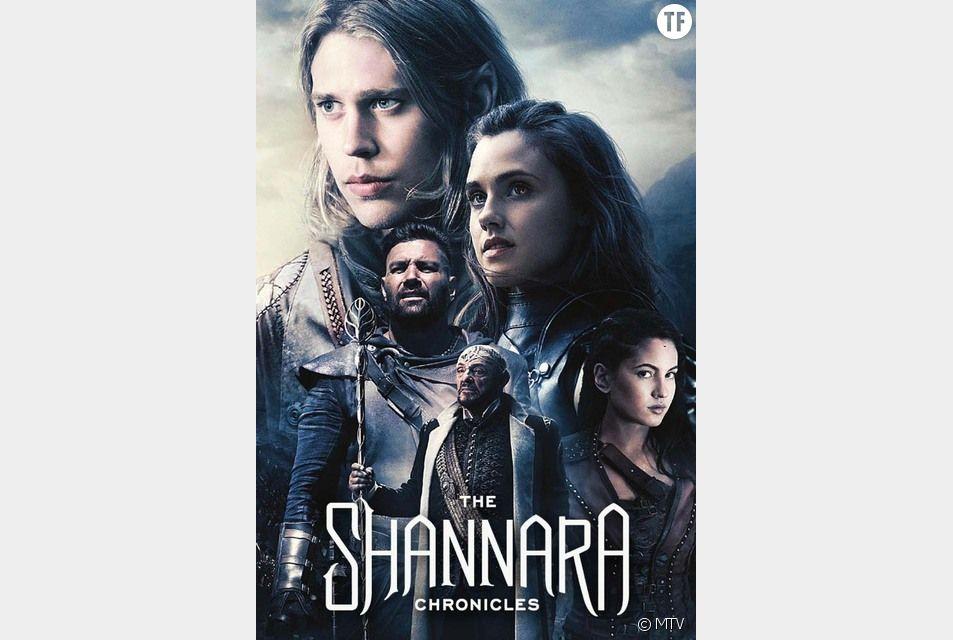 chaussures de tempérament beaucoup de choix de éclatant The Shannara Chronicles Saison 1 : l'épisode 1 se dévoile en ...