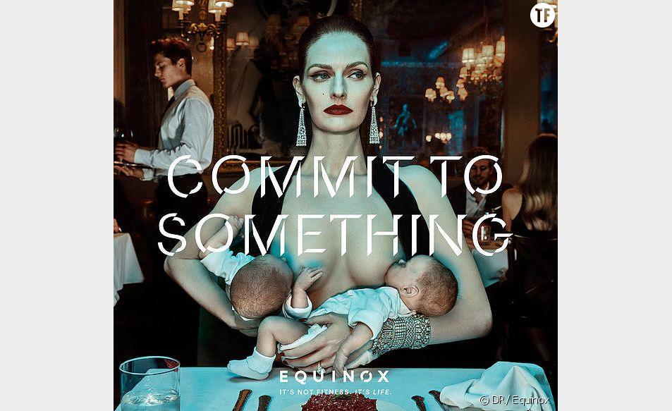 La dernière publicité de la marque Equinox