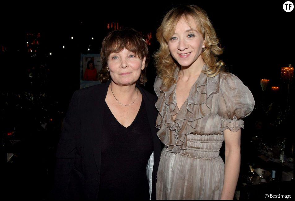 Diane Kurys et Sylvie Testud