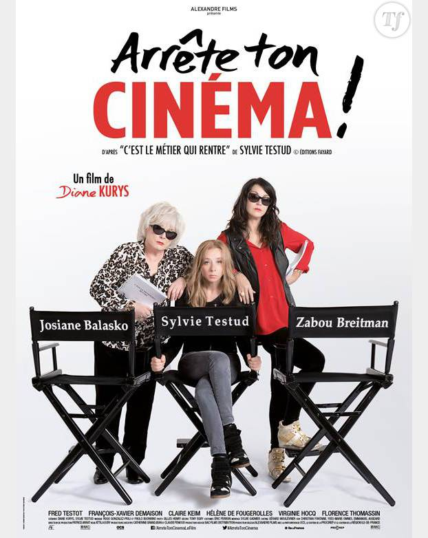 """""""Arrpête ton cinéma !"""", en salles le 6 janvier 2016"""