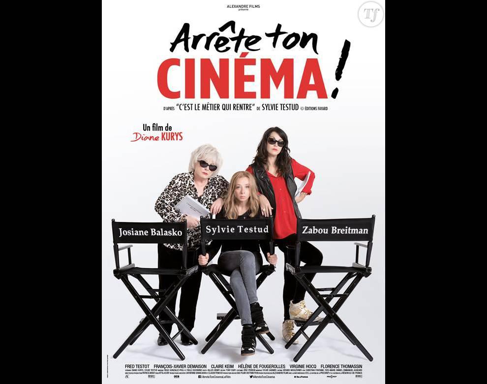 Arrête ton cinéma , en salles le 6 janvier 2016
