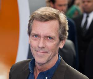 L'acteur Hugh Laurie