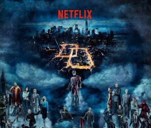 Daredevil : une date de diffusion pour la saison 2 et un trailer mystérieux