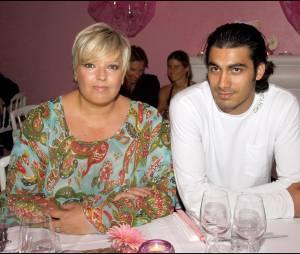 Laurence Boccolini en couple : avec son mari Mickaël Fakaïlo