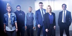 Les experts Cyber : Ted Danson alias  D.B.Russell quitte la série