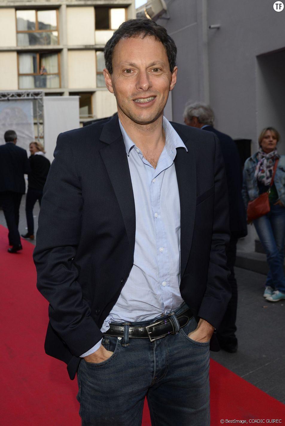 L'animateur Marc-Olivier Fogiel